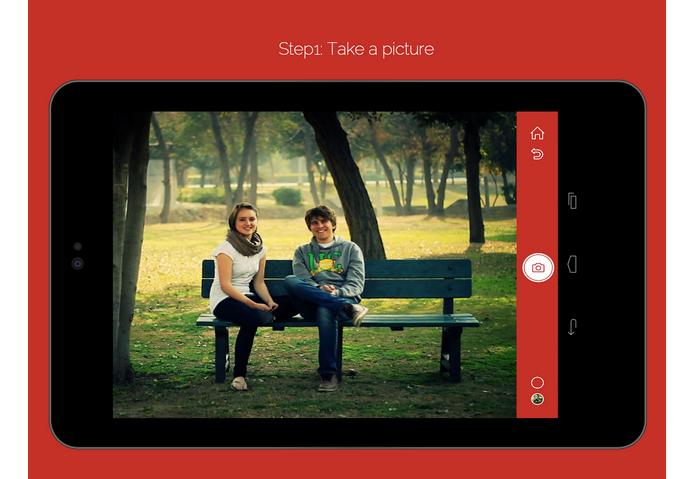 groopic é um aplicativo para fazer fotos em grupo (Foto: Divulgação)