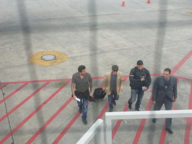 Ex-diretor da Petrobras estava detido no Paraná desde janeiro de 2015.  (Foto: Andreia Vanusa Silva/Arquivo pessoal)