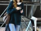 Voltaram? Sophia Abrahão e Fiuk embarcam no mesmo aeroporto