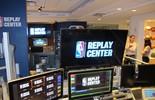 Central de Replay encanta a  liga americana de basquete (Eduardo Orgler)