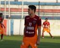 Lima sente dores na coxa e se torna dúvida para jogo contra o Cuiabá