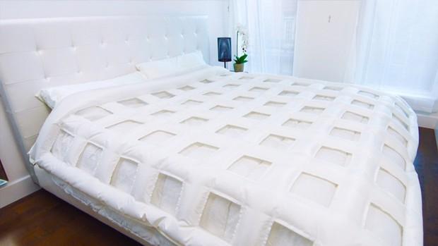 Arrumar a cama é coisa do passado! (Foto: Divulgação)