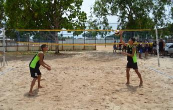 Federação abre inscrições para etapa sub-17 de vôlei de praia no Amapá