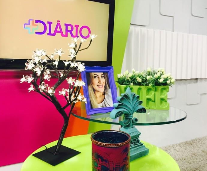 Novos objetos de decoração  (Foto: Reprodução / TV Diário )