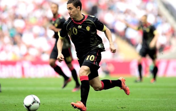 Hazard, Bélgica (Foto: Agência Getty Images)