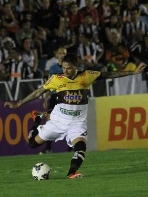 Fábio Ferreira André Atlético-MG x Criciúma (Foto: Fernando Ribeiro / Criciúma EC)