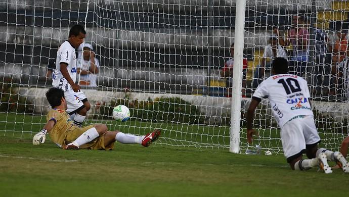 ASA x Crac, em Arapiraca (Foto: Ailton Cruz/ Gazeta de Alagoas)