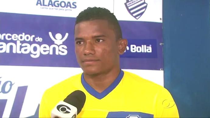 Luis Soares CSA (Foto: Reprodução/TV Gazeta)