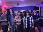 Cover da banda Guns N'Roses faz show neste sábado em Resende, RJ