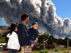 Atividade do vulcão Copahue faz Chile decretar alerta vermelho