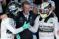 Lewis Hamilton Nico Rosberg Mercedes GP da Austrália (Foto: Reuters)