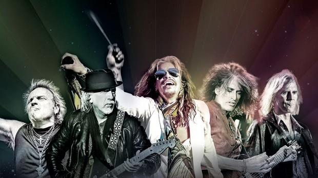 Aerosmith (Foto: Divulgao)