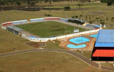 Estádio Jacques da Luz (Foto: Denilson Secreta/Prefeitura de Campo Grande)