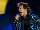 Mick Jagger, com 72 anos, será pai pela oitava vez