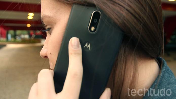 [marca] Moto G 4 (Foto: Ana Marques/TechTudo)