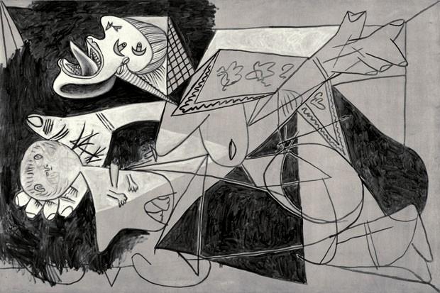 (Foto: © 2012 Estate of Pablo Picasso/Artists Rights Society (ARS), New York Photo: © Archivo fotográfico Museo Nacional Centro de Arte Reina Sofía, Madrid)