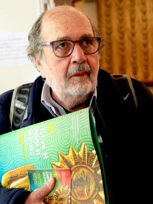 Cacá Diegues Festival de Cinema de Gramado (Foto: Cleiton Thiele/PressPhoto Divulgação)