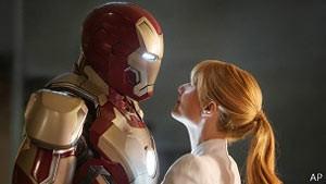 Homem de Ferro (Foto: BBC)