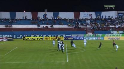 Melhores Momentos de Goiás 1 x 1 Londrina - 2ª rodada da Série B