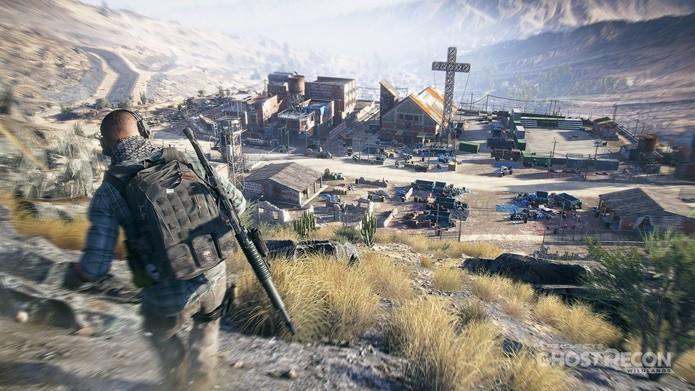 Ghost Recon: Wildlands permite coop com até quatro jogadores (Foto: Divulgação/Ubisoft)