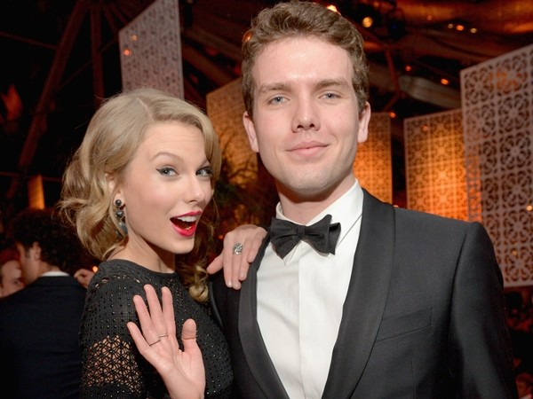 Taylor e Austin Swift (Foto: Getty Images)