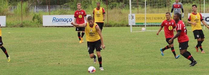 Joinville treino (Foto: José Carlos Fornér/JEC)