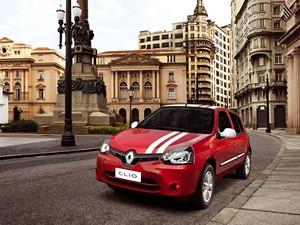 Renault Clio 2013 é produzido na Argentina (Foto: Divulgação)