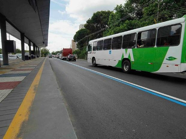 BRS começa a funcionar neste sábado (8), em Manaus (Foto: Divulgação/PMM)