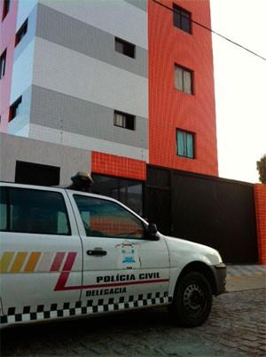 Operação Clone foi deflagrada nas primeiras horas da manhã desta quinta-feira (Foto: Fred Carvalho/G1)