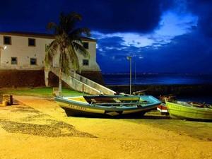 Mostra fotográfica exibe pontos turísticos de Salvador no Shopping Barra (Foto: Osmar Gama/Divulgação)