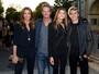 Cindy Crawford prestigia a filha, Kaia Gerber, em première nos EUA