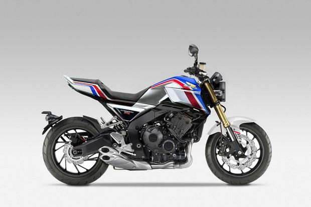 Honda CB1000R (Foto: Divulgação)