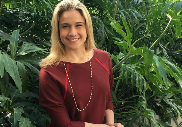 Fernanda Gentil (Foto: Reprodução/Instagram)