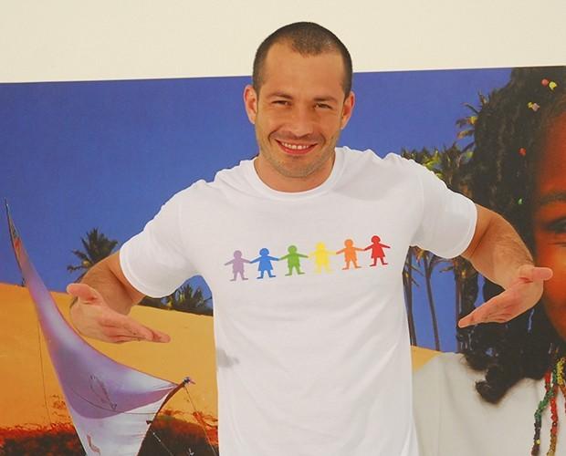 Malvino Salvador (Foto: Globo)