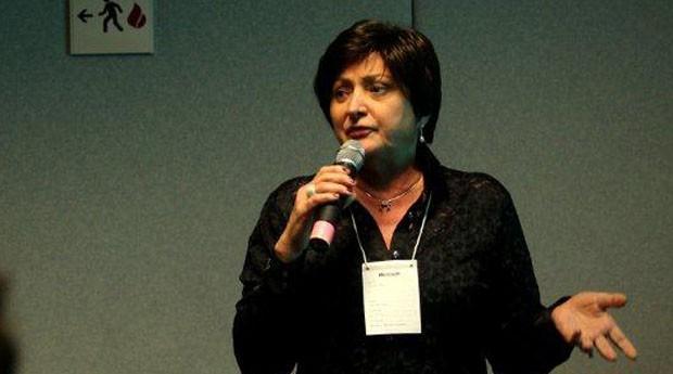 Sônia Hess, presidente da Dudalina (Foto: Eugenio Vieira)