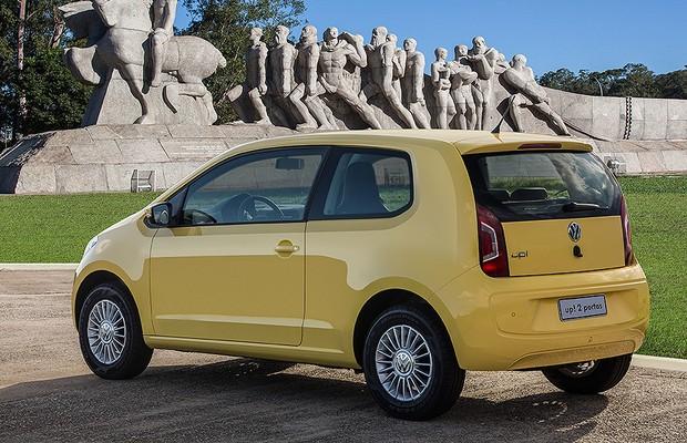 Volkswagen up! duas portas (Foto: Volkswagen)