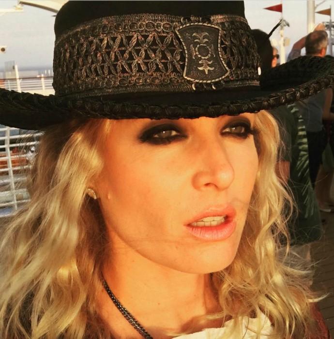 Angelica grava temporada de 2016 para o Estrelas (Foto: Arquivo pessoal)