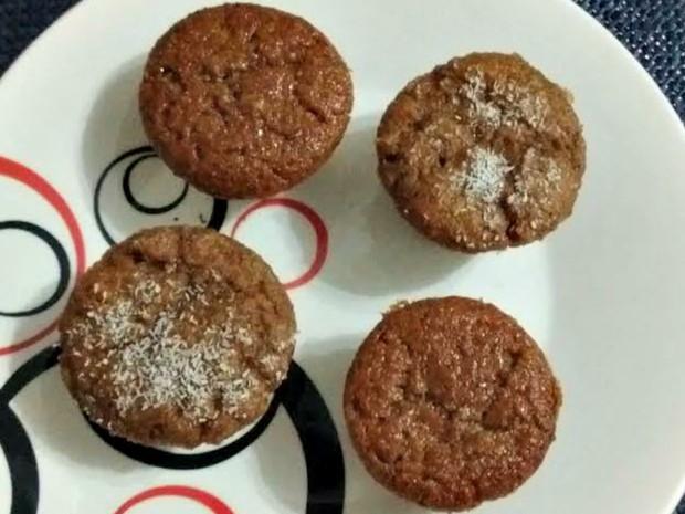 Cupcakes feitos para evento de amigos no Hemosul (Foto: Ilana de Alencar / Arquivo Pessoal)