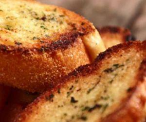 Pão de alho light