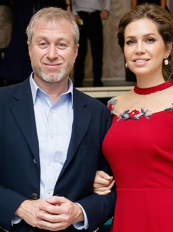 Roman Abramovich e Dasha Zhukova: casamento chega ao fim após nove anos de união (Foto: Getty Image)