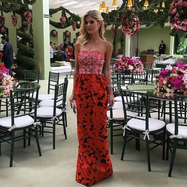 Casamento Lelê Saddi (Foto: Reprodução Instagram)