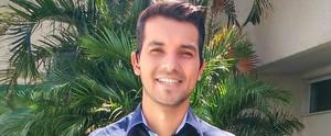 Jornalista Ítalo Di Lucena é o novo contratado da Inter TV Cabugi (Arquivo Pessoal)