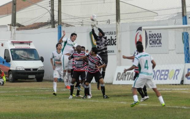 Santa Cruz vence Cuiabá (Foto: Assessoria/Cuiabá Esporte Clube)