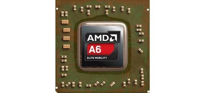 Chip AMD (Foto: Divulgação/AMD)