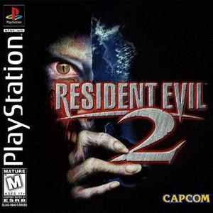 Capa da versão original de 'Resident Evil 2', lançado em 1998 (Foto: Divulgação/Capcom)