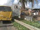 Suspeito morre e dois ficam feridos durante tentativa de assalto a ônibus
