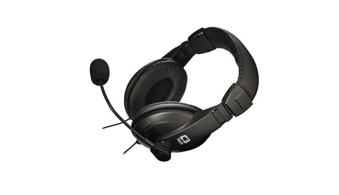 Headset de C3 Tech é bastante confortável (Foto: Divulgação)