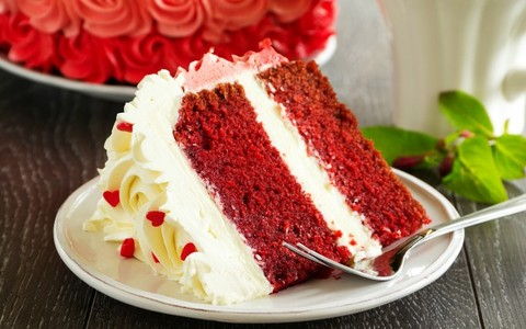 Red velvet: bolo vermelho aveludado