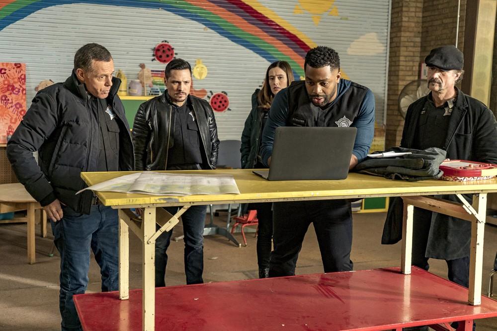 """""""Sanctuary"""" (12Ep4T) (Foto: Chicago PD - Universal Channel)"""