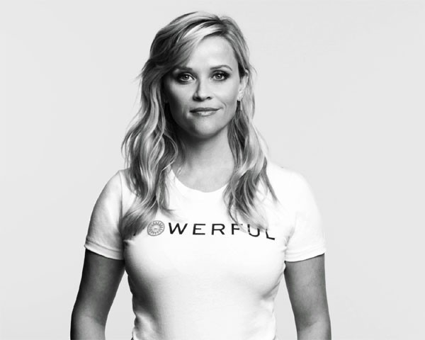 Reese Witherspoon em campanha pela ambição feminina (Foto: Reprodução Youtube)
